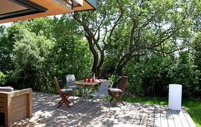 Terrasse bois en pin autoclave