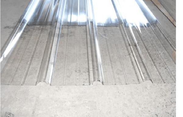 Plaque polycarbonate transparente 3m