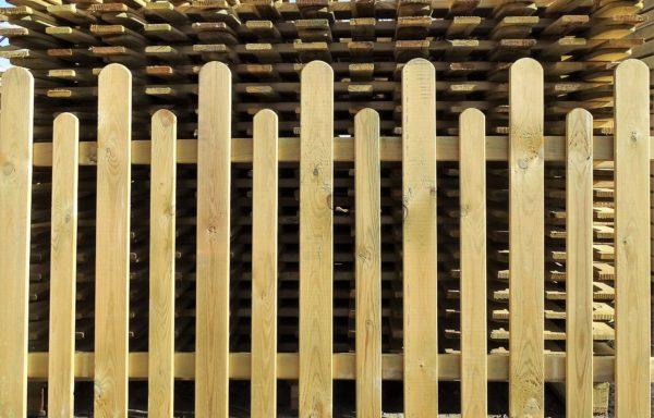 Panneau de clôture longueur 1.80 m