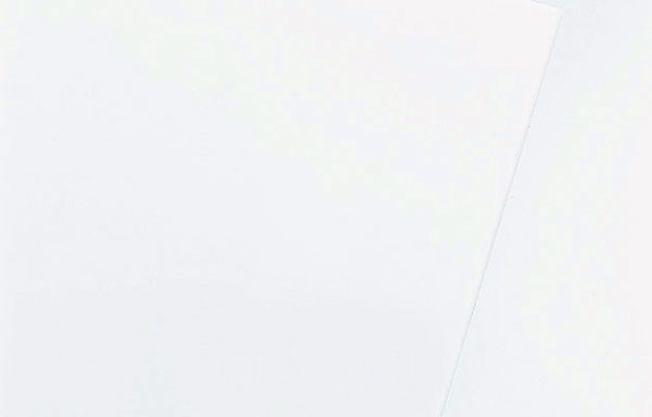Plaque opale lisse 2 mm, 1 m x 0.50 m